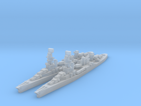Pensacola class in Smooth Fine Detail Plastic