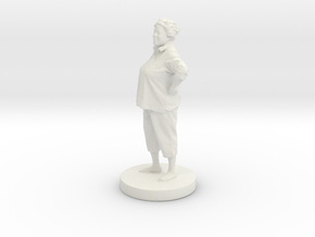 Printle C Femme 027- 1/32 in White Strong & Flexible