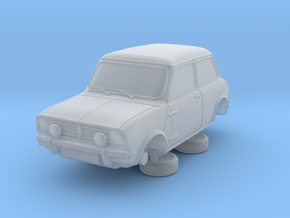 1-87 Austin Mini 74 Saloon 1275 Gt in Frosted Ultra Detail