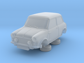 1-87 Austin Mini 92 Saloon in Frosted Ultra Detail