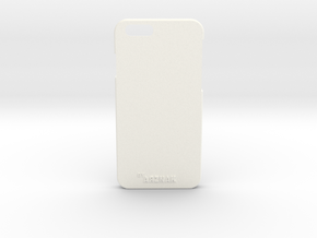 Copy Of iPhone 6/6S Case in White Processed Versatile Plastic