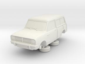 1-64 Austin 74 Estate in White Natural Versatile Plastic