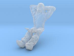1/43 scale figure for DeAgostini Millennium Falcon in Smooth Fine Detail Plastic