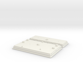 NS PTC Array (G - 1:29) in White Natural Versatile Plastic