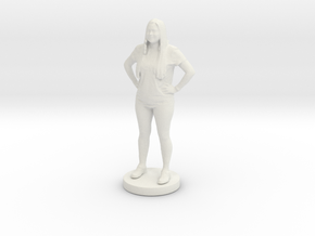 Printle C Femme 043- 1/32 in White Strong & Flexible
