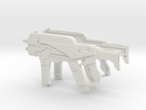 M-12 Locust  in White Strong & Flexible