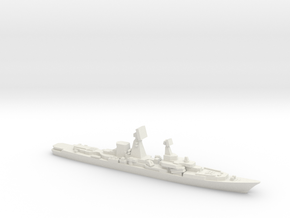 Cruiser Ochakov (Planned Modernization), 1/1800 in White Natural Versatile Plastic