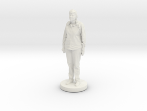 Printle C Femme 062- 1/48 in White Strong & Flexible