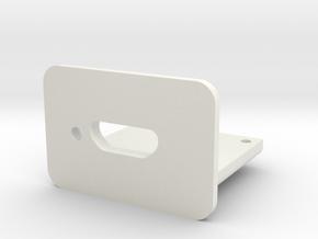 DNA60 USB Cradle/Bezel in White Natural Versatile Plastic
