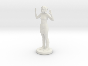 Printle C Femme 064- 1/32 in White Strong & Flexible