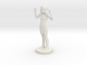 Printle C Femme 064- 1/64 in White Strong & Flexible