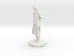 Printle C Femme 065- 1/32 in White Strong & Flexible