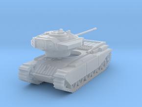 MG144-UK04 Centurion Mk 3 MBT (skirts) in Smooth Fine Detail Plastic