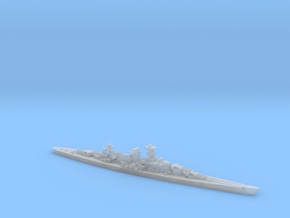 Scharnhorst (15in Refit) 1/3000 in Smooth Fine Detail Plastic