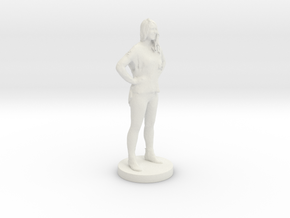 Printle C Femme 071- 1/64 in White Strong & Flexible