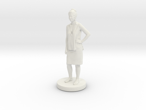 Printle C Femme 077- 1/32 in White Strong & Flexible