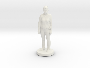 Printle C Femme 081- 1/64 in White Strong & Flexible