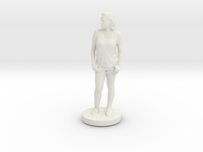 Printle C Femme 082- 1/48 in White Strong & Flexible