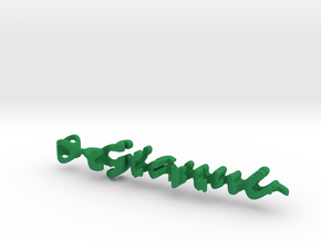 Twine Gianni/Cristina in Green Strong & Flexible Polished