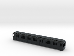 Soviet metro steering wagon (81-71) N [body] in Black Hi-Def Acrylate