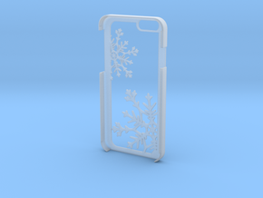Snowflake iPhone 6/6s Case in Smooth Fine Detail Plastic