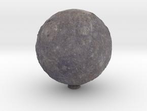 Mercury in Full Color Sandstone