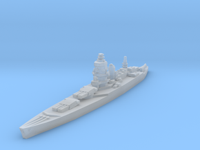 Dunkerque class battlecruiser 1/4800 in Smooth Fine Detail Plastic