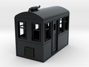 On18 RailCar in Black Hi-Def Acrylate