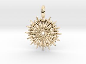 Jasmine Sambac is extraordinary in 14k Gold Plated Brass