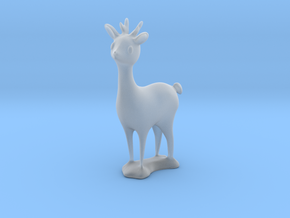 Reindeer for Plastic, Frosted and Raw Metals in Smooth Fine Detail Plastic
