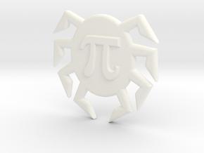 pi Crumbs Studios Logo Headphone Wrap in White Processed Versatile Plastic