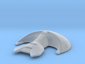 Ferengi D'Kora Class Marauder 1/15000 in Smooth Fine Detail Plastic