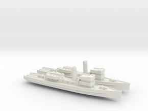 Hameenmaa 1/1800 (Golub Class) in White Natural Versatile Plastic
