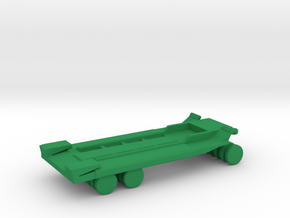 1/200 Scale M20 Trailer in Green Processed Versatile Plastic
