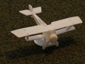 Nieuport 12bis in Smooth Fine Detail Plastic: 1:288