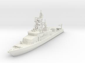 1/350 cyclone class patrol boat USN in White Natural Versatile Plastic