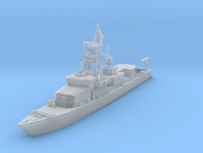 1/350 cyclone class patrol boat USN in Smooth Fine Detail Plastic