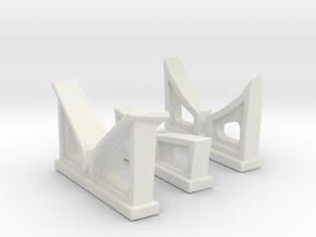 1/48 Cradle IJN 9m Cutter in White Natural Versatile Plastic