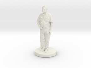Printle C Homme 355 - 1/24 in White Strong & Flexible
