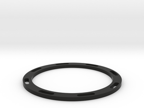 Mowee's HP control system Filler Ring 3mm in Black Natural Versatile Plastic