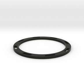 Mowee's HP control system Filler Ring 3mm in Black Natural Versatile Plastic