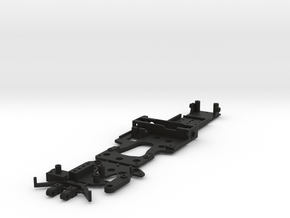 CK1 Chassis Kit for 1/32 Scale Small MagRacing Car in Black Natural Versatile Plastic