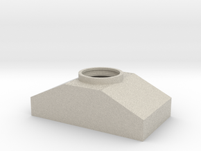 Smallest Projector Box in Natural Sandstone