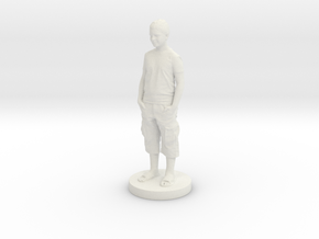Printle C Kid 097 - 1/24 in White Strong & Flexible