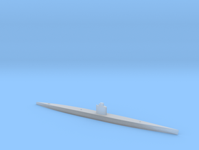 I-201 Sentaka Type Submarine (1/700) in Smooth Fine Detail Plastic