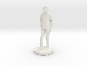 Printle C Kid 117 - 1/24 in White Natural Versatile Plastic
