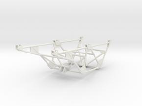 Katyusha Frame 1:35 in White Natural Versatile Plastic