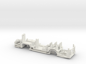 JH-VK-Bus-chassis13 in White Natural Versatile Plastic
