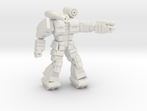 Dragoon Walker in White Natural Versatile Plastic