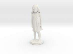 Printle C Kid 127 - 1/24 in White Strong & Flexible